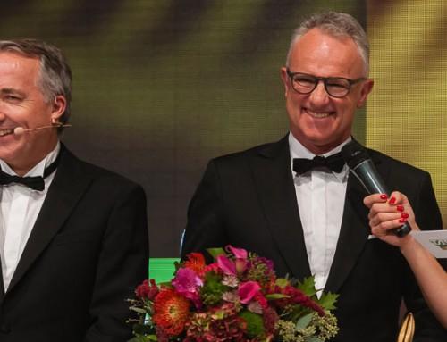 TASPO Gold Award für Hans Müller