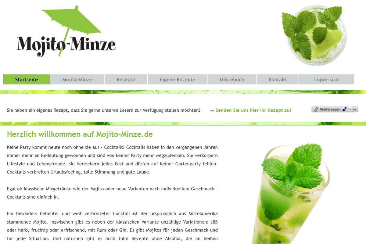 www.mojito-minze.de