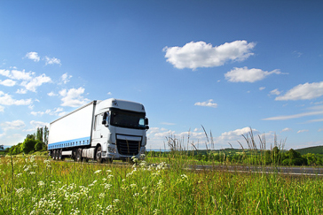 Nachhaltigkeit Transport