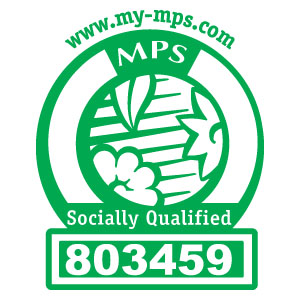 MPS SQ Socially Qualified Logo
