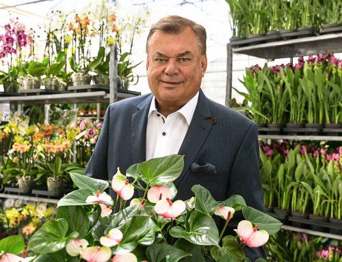 TASPO Ehren-Award für Wolfgang Graeser